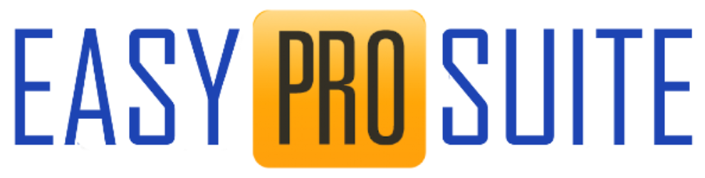 EASY PRO SUITE DASHBOARD